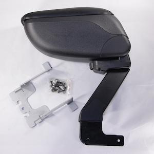 accoudoir central noir specifique dacia duster a partir de 02 2010 tous modeles. Black Bedroom Furniture Sets. Home Design Ideas
