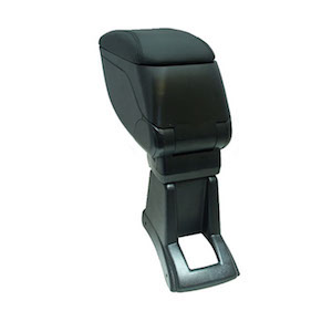 accoudoir central noir specifique dacia sandero stepway 1 2 1 4 1 5 dci 1 6 ebay. Black Bedroom Furniture Sets. Home Design Ideas