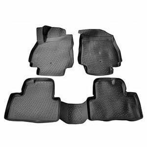 tapis sol caoutchouc 3d tpe sur mesure dacia sandero 2008 2014 prestige stepway ebay